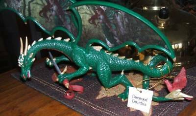 From The Hamilton Collection And By The Artist Nene Thomas Is This Green Dragon