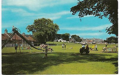 Goose Green & Children's Playground, GULLANE, East Lothian