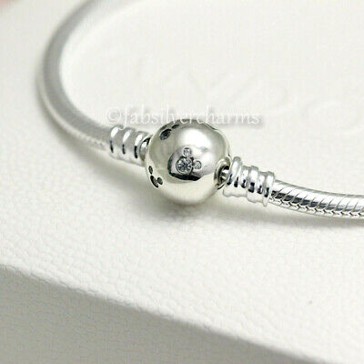 543b04716 Pandora Disney Collection Mickey Bracelet #590731CZ ALL SIZES AVAILABLE