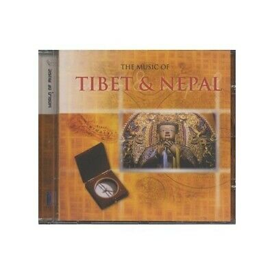 Various Artists - World of Music: Tibet and Nepal - Various Artists CD MOVG The