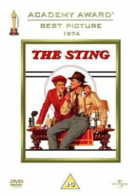 The Sting [DVD] - DVD  2IVG The Cheap Fast Free Post
