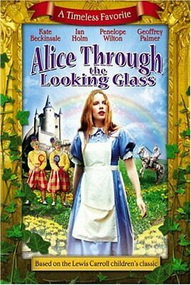 Alice Through the Looking Glass [DVD] [1998] [Region 1] [US Impor... - DVD  C4VG