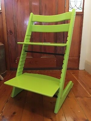 stokke tripp trapp high chair (first of two)