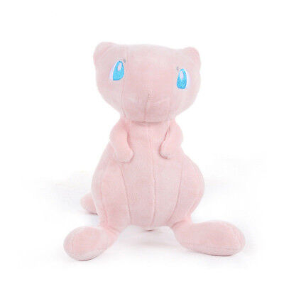 """8"""" Rare Pokemon Mew Plush Soft Stuffed Toy Doll Pocket Monster Collectible Gift"""