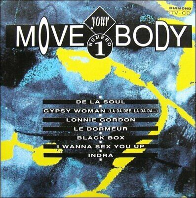 Various : Move Your Body CD