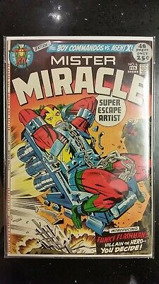Mister Miracle 6 NM/MT 9.8 furies CGC it