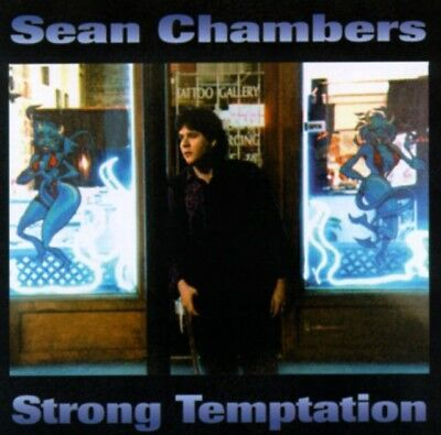 Sean Chambers ‎– Strong Temptation RARE CD BRAND NEW SEALED