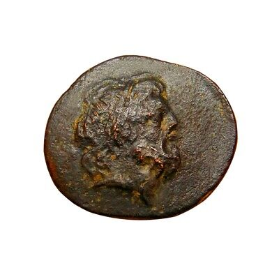 Mithridates VI the Great. Zeus Eagle.Mint 88 BC Asiatic during Vespers massacres