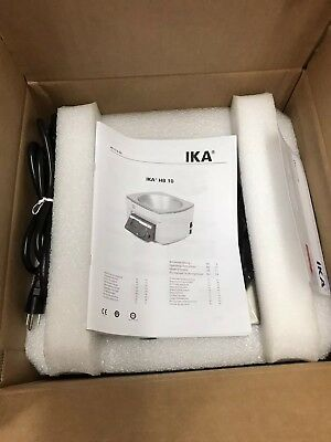 IKA HB 10 DIGITAL HEATING BATHItem Number:  4068001 ! NEW AND FREE SHIPPING !