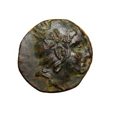 King of Macedon Perseus.Signed dies unpublished unique coin.Very rare Greek coin