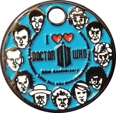 PATHTAG - I LOVE DOCTOR WHO / 50th Anniversary #28120