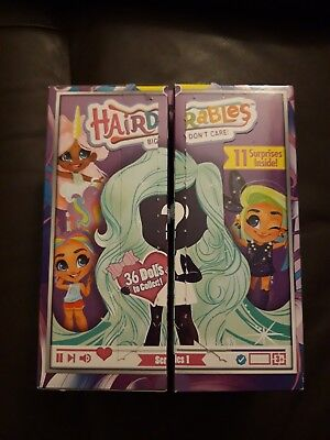 Hairdorables Doll Collectable Random Surprise Doll Series 1 Toy