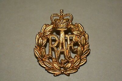Ancienne décoration militaire G-B - Military Medals Badge Cap England