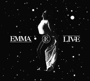 Emma - E Live - Cd + Dvd