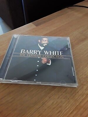 Barry White-The Ultimate Collection von Barry White (2000)