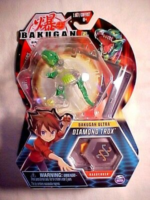 Bakugan battle planet ULTRA DIAMOND TROX