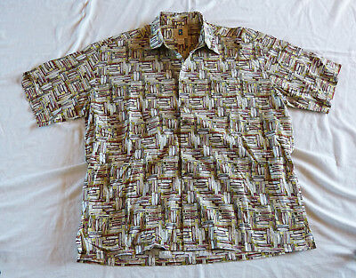 Kahala surfboards Hawaiian shirt XL