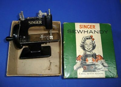 childs vintage singer sewhandy sewing machine