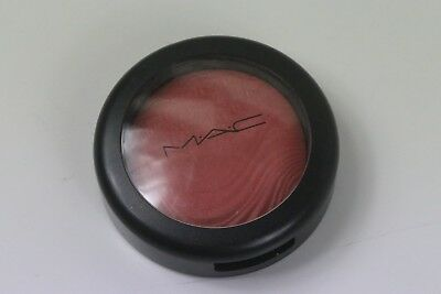 Mac Cosmetics Autoerotique Extra Dimension Blush Lm. Edt. Swatched X3 W/O Box!