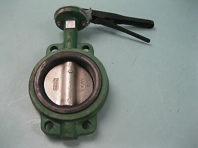 """5"""" Stockham Wafer-Style DI Butterfly Valve DI Disc LD512-DS3-B NEW E20 (2351)"""