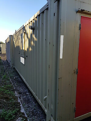 20x8 Self Contained Welfare Unit with 10kva Generator