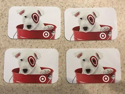 Target Gift Cards - Lot of 4 $10 Gift Cards