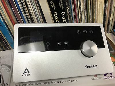 Apogee Quartet Professional Audio Interface