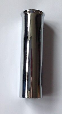 Chrome Styling Exhaust Tailpipe Trim Tip 35mm Diameter