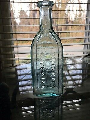 Burnett's Cocoaine Bottle