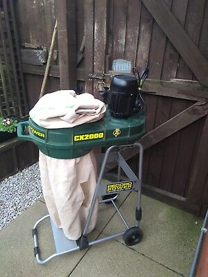 Record Cx2000 Compact Dust Extractor