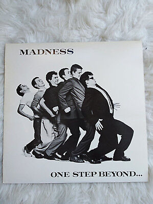 "MADNESS - One Step Beyond ... - 12"" LP 1979 Original Vinyl"