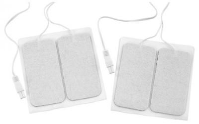 TensCare Superior MamaTENS Electrode Replacement Pads with rectangular style...