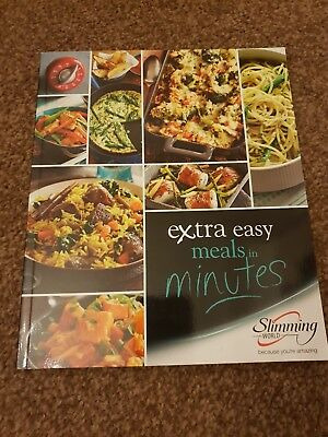 Slimming World Extra Easy Meals Inminutes