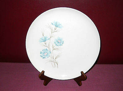 Vintage Taylor Smith Taylor DINNER PLATE Boutonniere Ever Yours 10 1/4 Inch ^