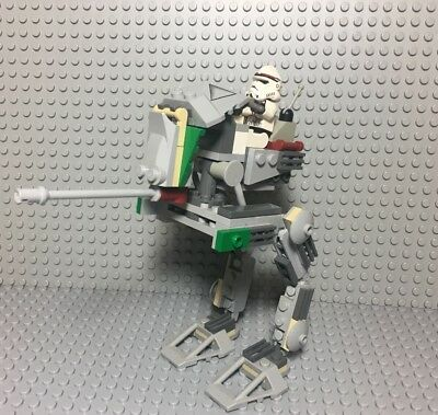 Lego Star Wars Clone Scout Walker 7250 Great Condition 1895
