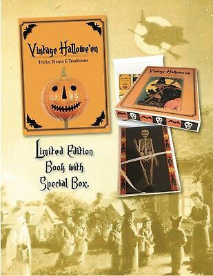Vintage Halloween - Tricks, Treats & Traditions. (Book & Limited Edition Box)