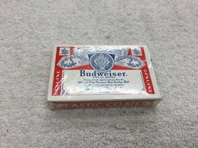 Budweiser Bridge Playing Cards United States Playing  Card Company Cincinnati