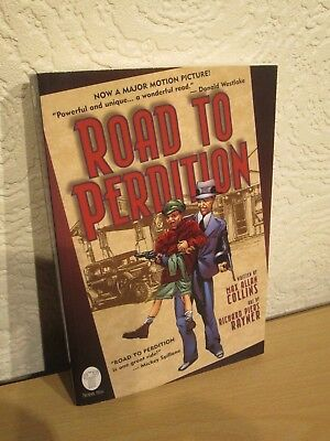 Road To Perdition Paperback Graphic Novel Max Allan Collins Rayner Read Once