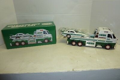 2016 HESS TOY TRUCK AND DRAGSTER  NEW IN BOX.....CASE of 12