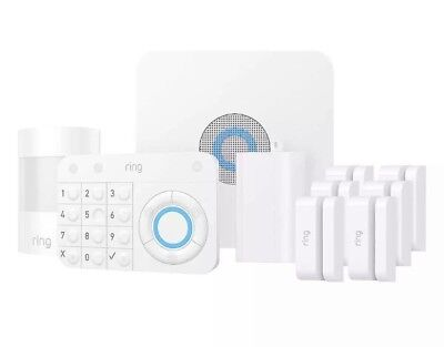 Ring Alarm Wireless 10-piece Security Kit New In Box Free Priority Shipping