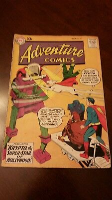 Adventure Comics #272 (May 1960, DC) Krypto Appearance ! Nice shape