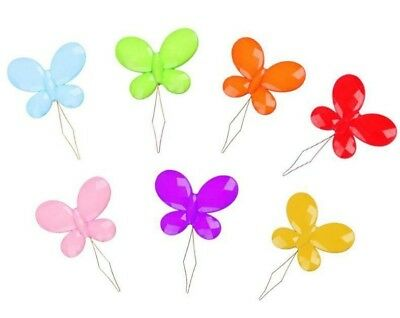 BUTTERFLY SHAPE - STRONG, EASY GRIP, EASY TO USE, NEEDLE THREADER - 1-10 pcs