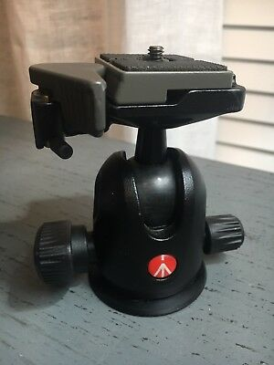 Manfrotto 496RC2 Tripod Head with RC2 Style Plate