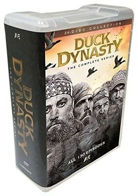 DUCK DYNASTY THE COMPLETE SERIES New 24 DVD Set Seasons 1 2 3 4 5 6 7 8 9 10 11