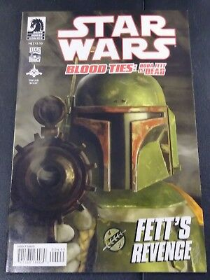 Dark horse Star wars Blood Ties #4