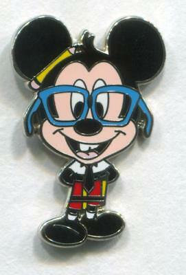 MICKEY MOUSE Wearing Glasses - Nerds Rock Collection Disney Pin