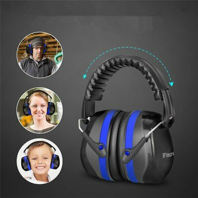 Ear Defenders with 34dB Highest NRR Safety Ear Muffs Shooting Hearing Super + US