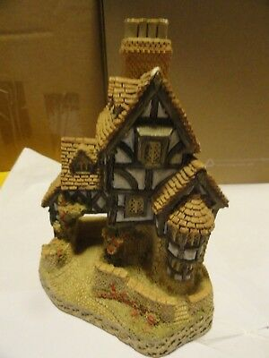 """(W-54) David Winter Cottages- """"squires Hall"""" 1985"""