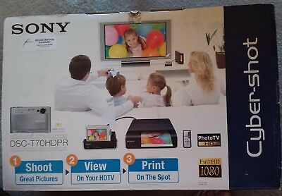 Sony DPP-FPD1 printer for DSC-T70 camera, new, old shop stock