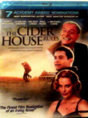 The CIDER HOUSE Rules (1999) Blu-ray Tobey Maguire Charlize Theron Michael Caine